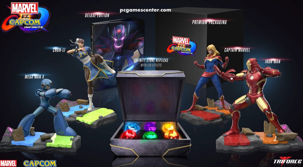 Marvel vs Capcom: Infinite PC Game Free Download Full Version