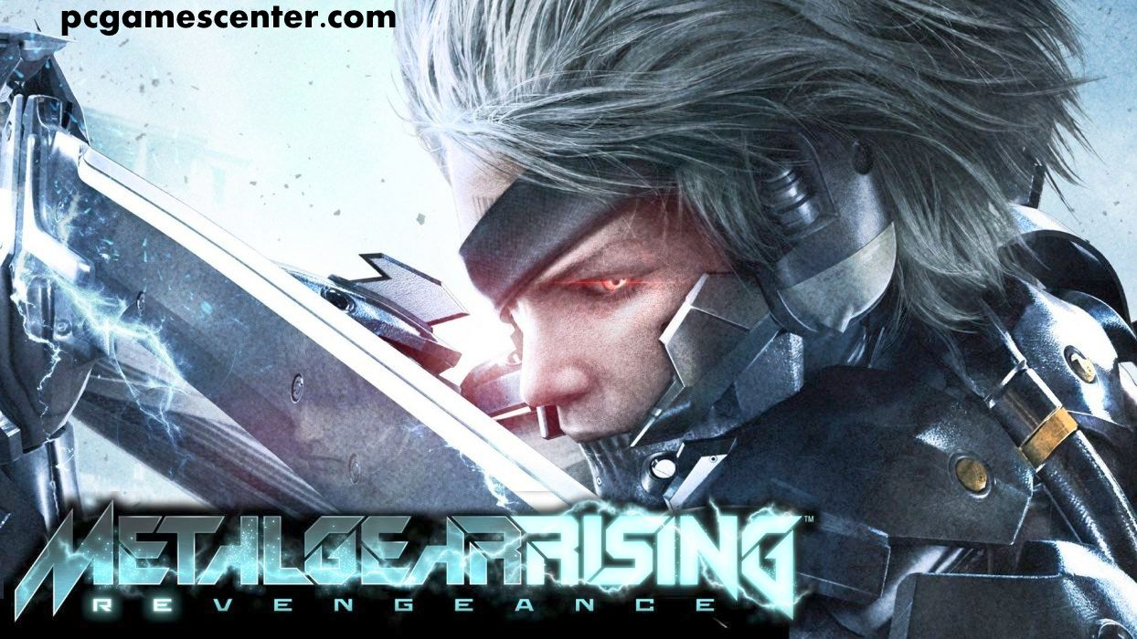 Metal Gear Rising Revengeance PC Game Free Download Full Version