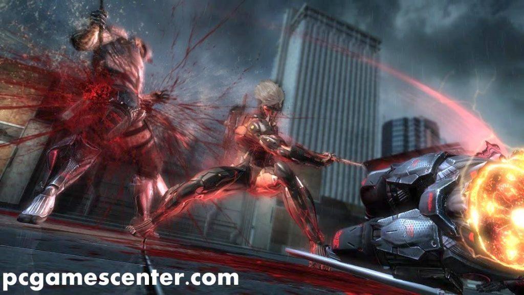 Metal Gear Rising Revengeance PC Game Free Download Full Version