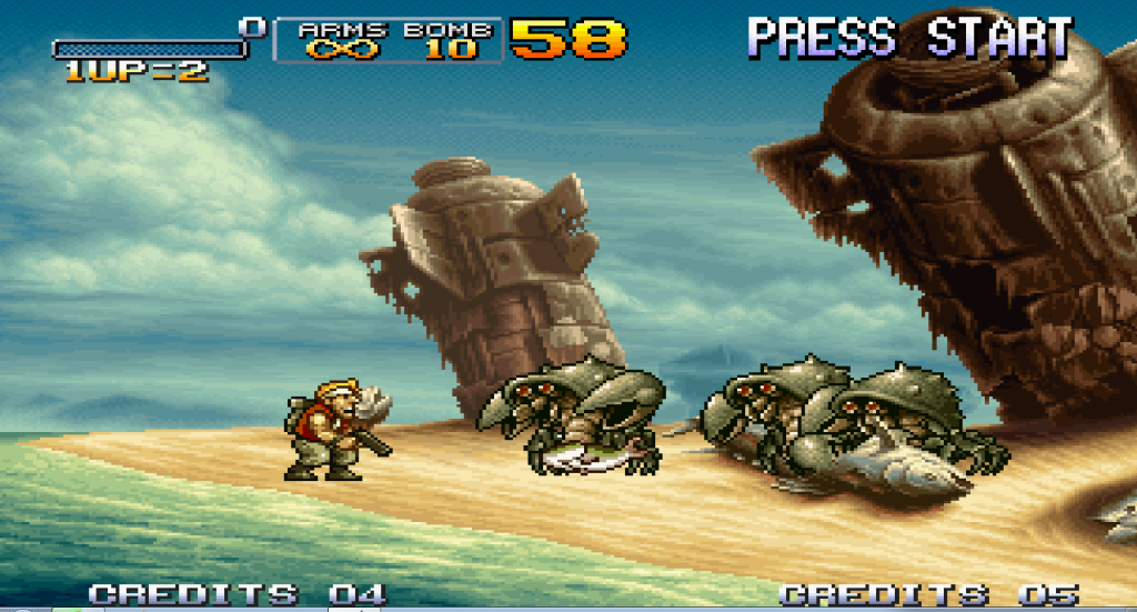 Metal Slug 3 PC Game Full Version Free Download