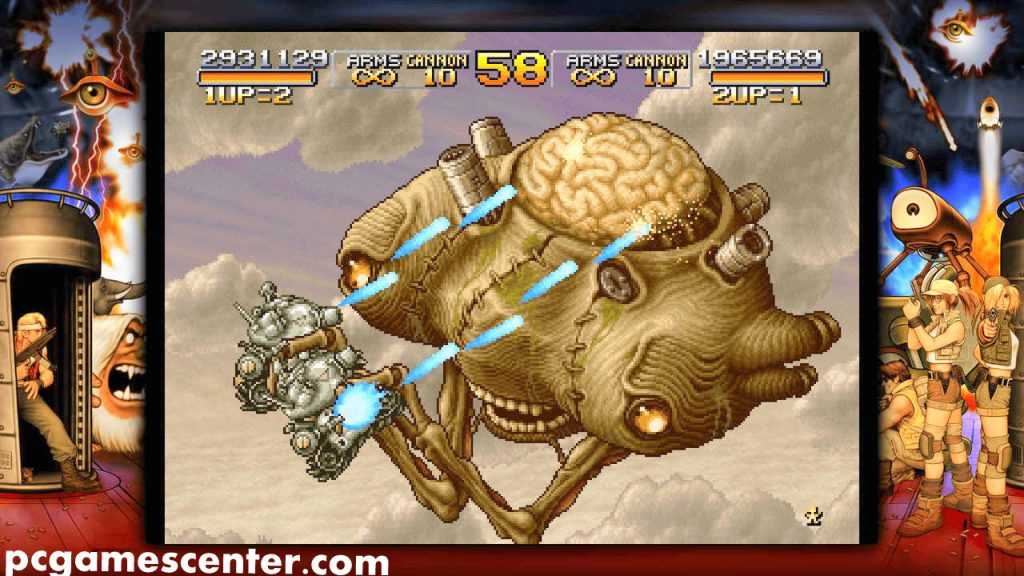Metal Slug 3 PC Game Free Download
