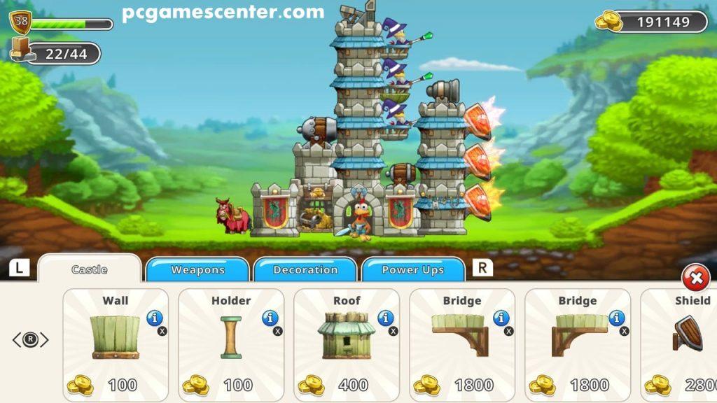 Moorhuhn Knights & Castles Pc Game Free Download