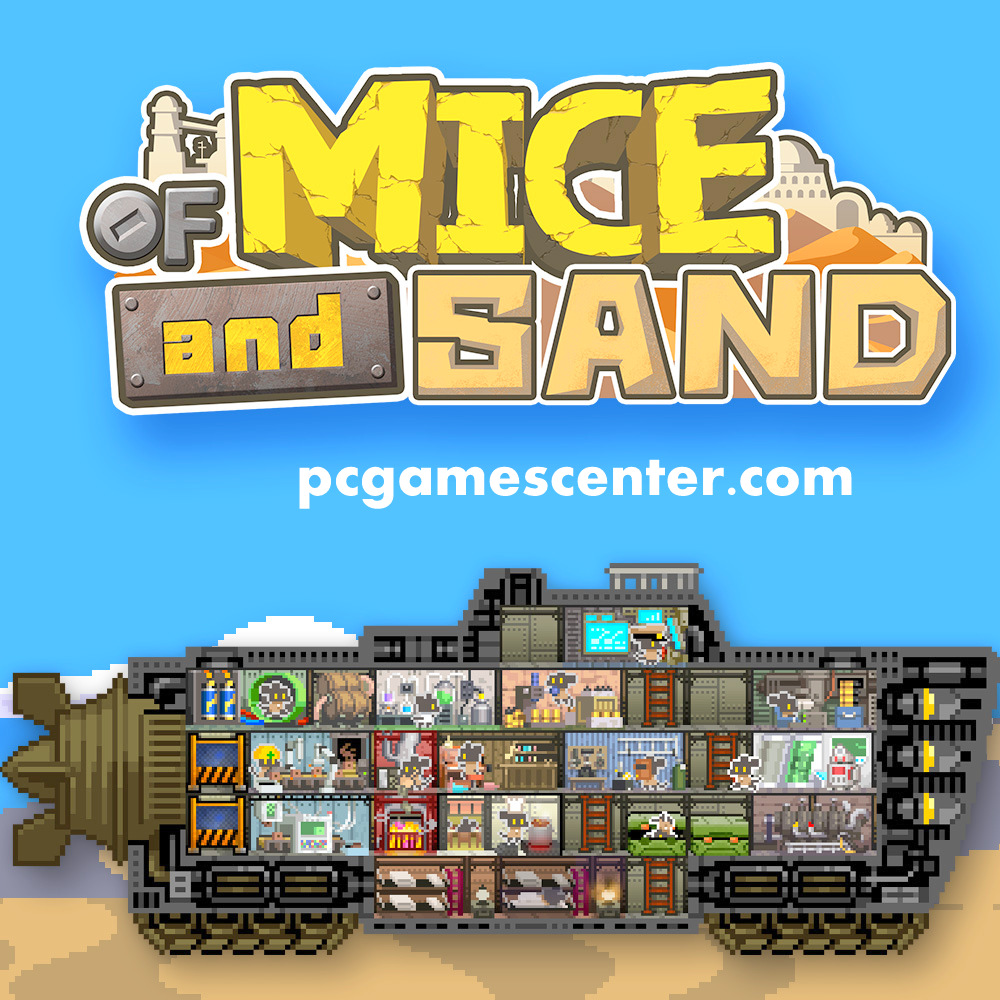 Of Mice And Sand for Nintendo 3DS Pc Game Free Download
