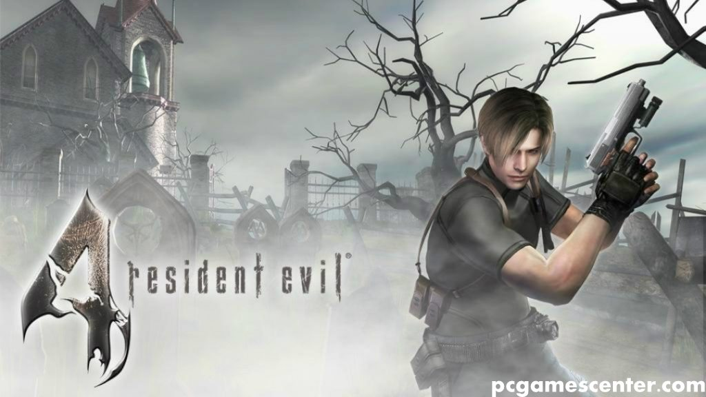 Resident Evil 4 PC Game Free Download
