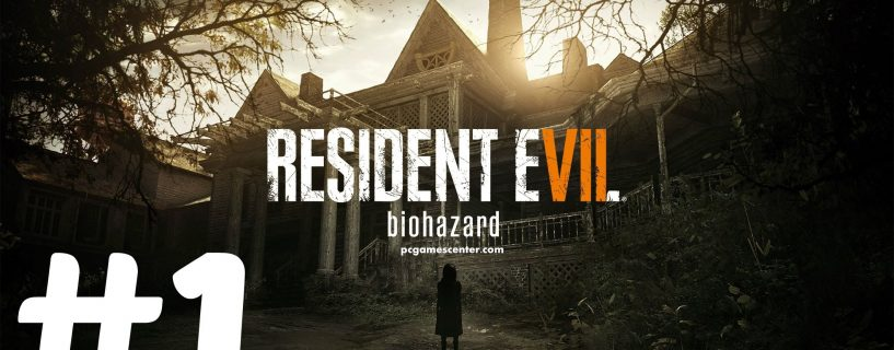 Resident Evil 7 Biohazard PC Game Free Download