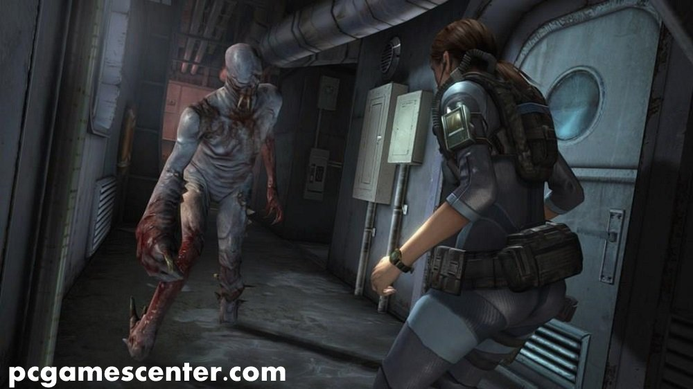 Resident Evil: Revelations Pc Game Free Download