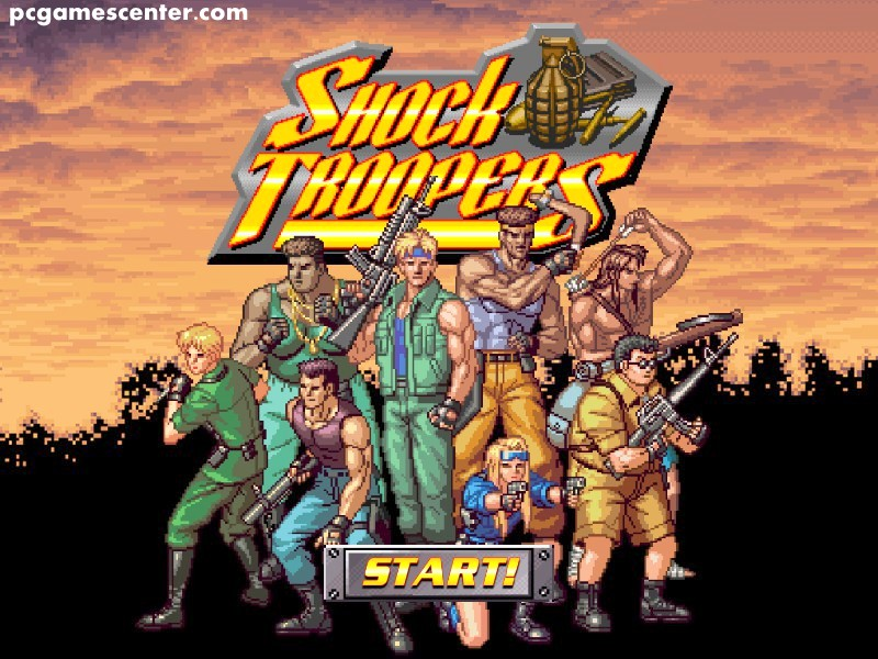 Shock Troopers Pc Game Free Download