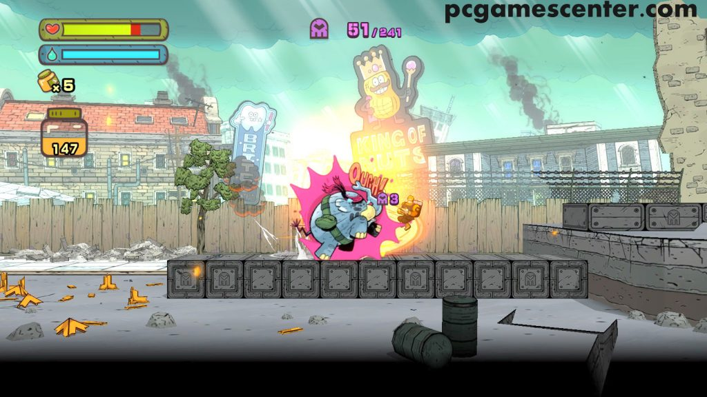 Tembo the Badass Elephant Pc Game Free Download