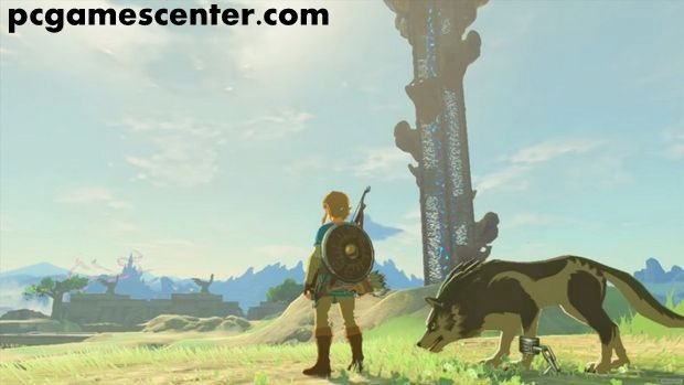 The Legend of Zelda Breath of the Wild Pc Game Free Download
