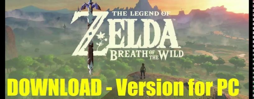 The Legend of Zelda: Breath of the Wild Pc Game Free Download