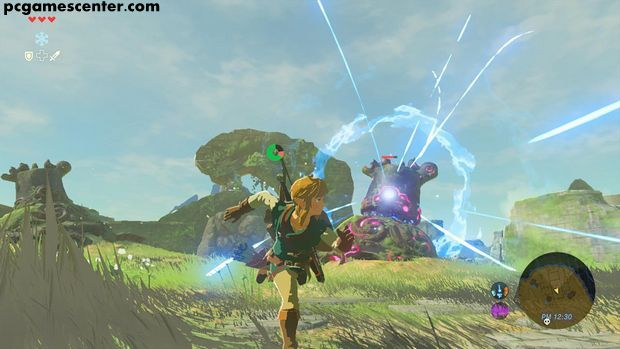 The Legend of Zelda Breath of the Wild Pc Game Free Download,
