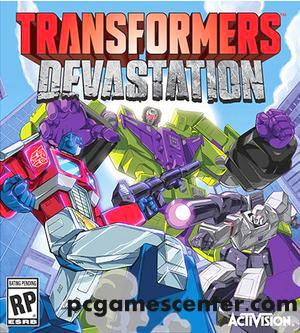 Transformers: Devastation PC Game Full Version Free Download