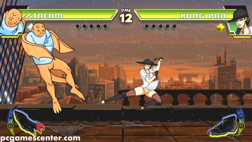 Divekick Pc Game Online Free Download