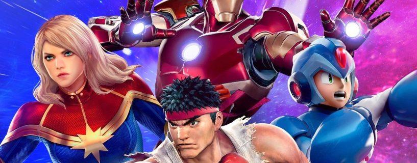 Marvel vs Capcom: Infinite PC Game Free Download