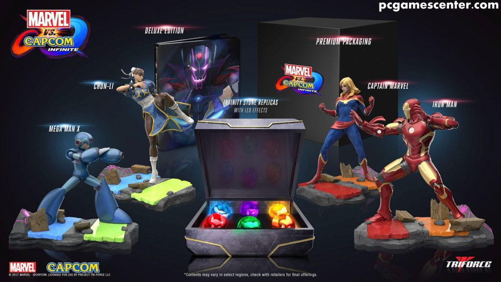 Marvel vs Capcom: Infinite PC Game Free Download