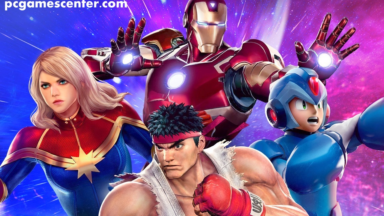 Marvel vs. Capcom Infinite PC Game Free Download PS4, XBOX ONE,,