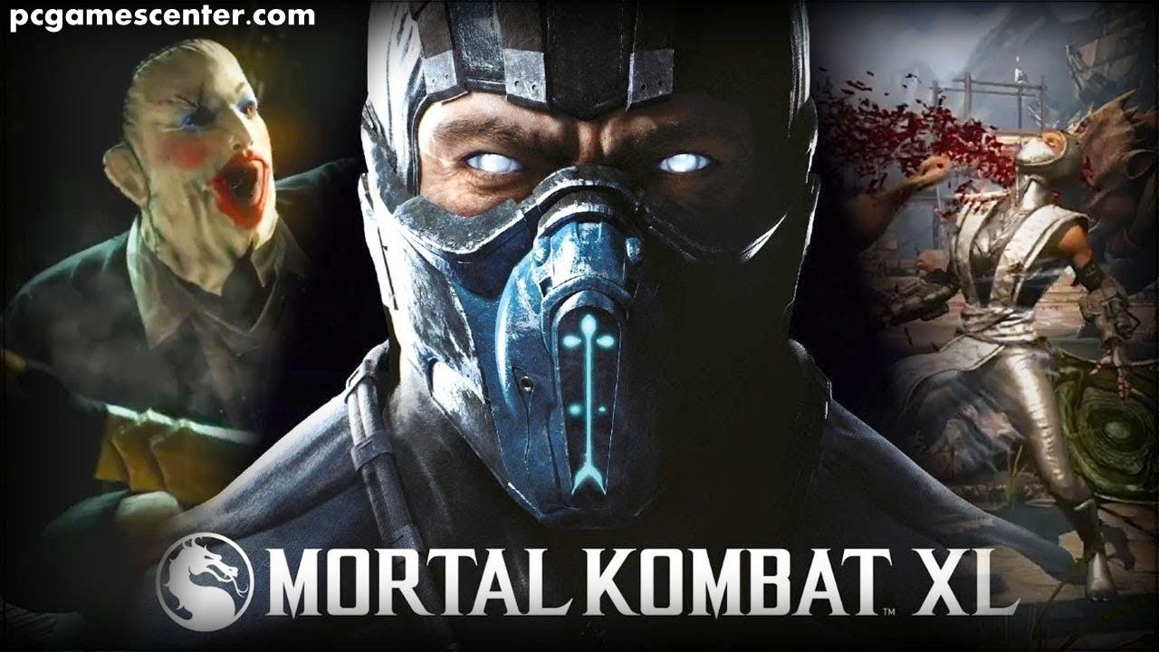 Mortal Kombat XL Pc Game Free Download
