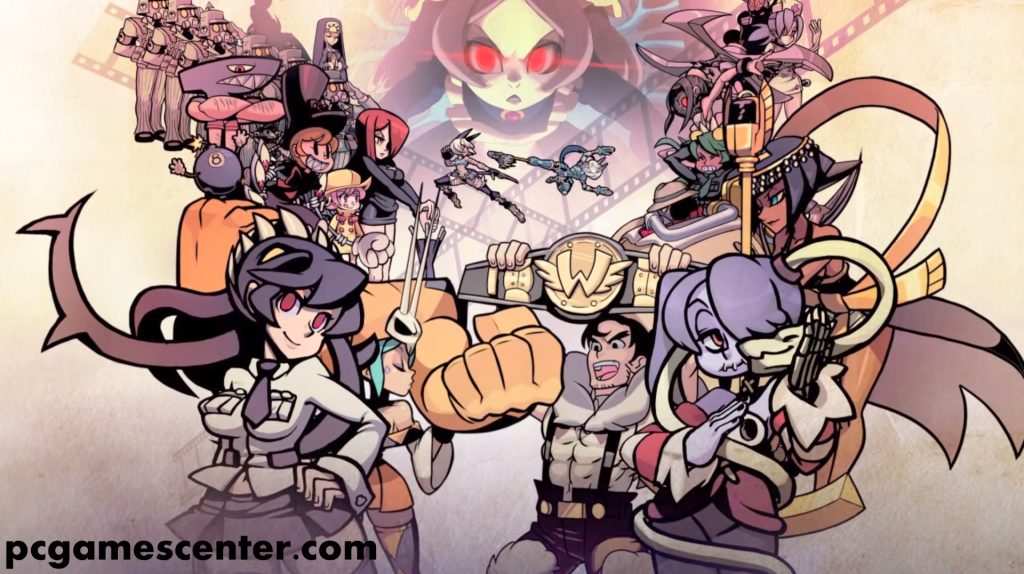 Skullgirls 2nd Encore Pc Game Free Download
