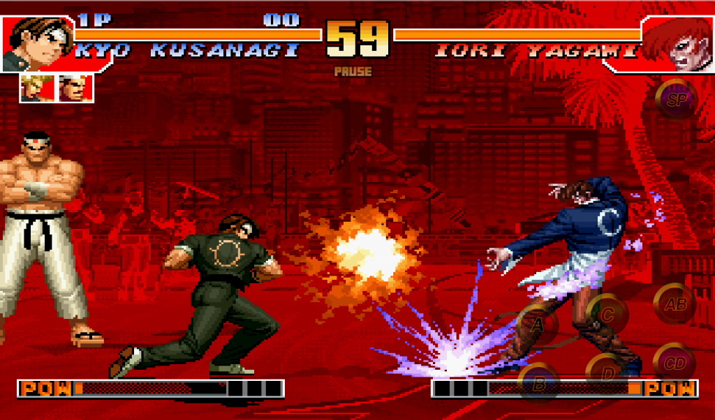 The King of Fighters '98 Ultimate Match Free Download