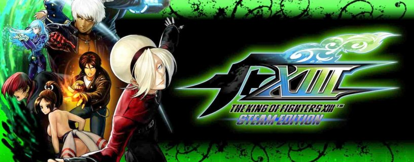 The King of Fighters XIII: Steam Edition Download Free PC Game