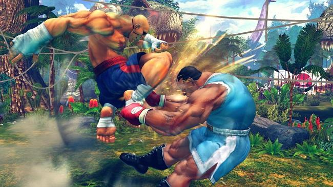 Ultra Street Fighter 4 PC Game Download Free Full Version