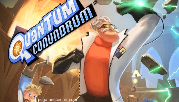 Quantum Conundrum Free Pc Game Download Full