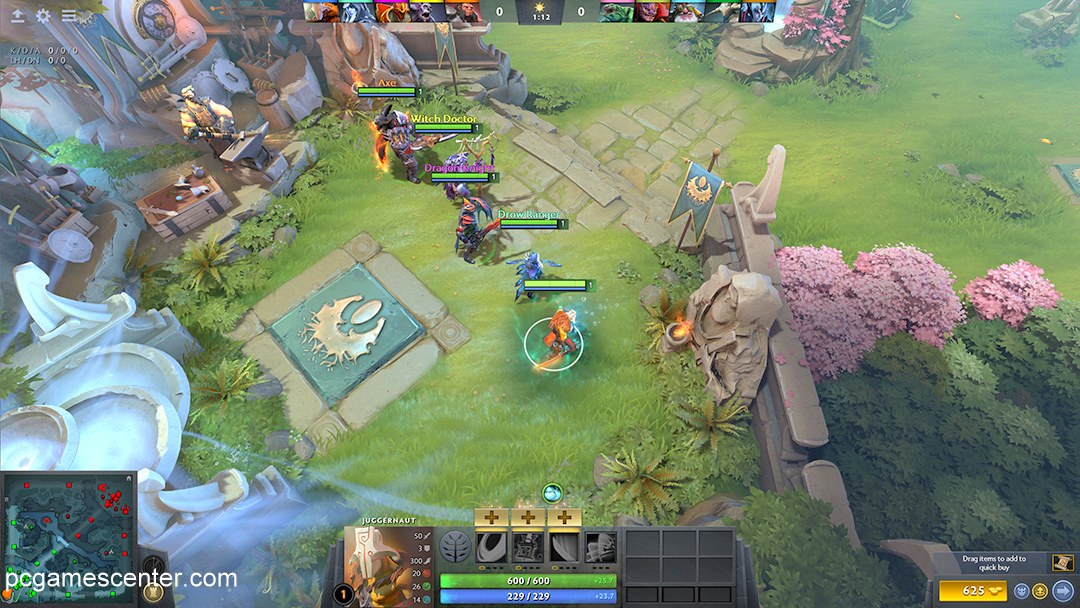 Dota 2 PC Game Free Download