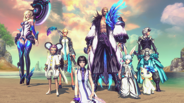 Blade And Soul PC Game Free Download