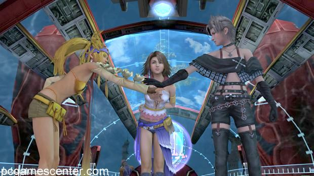 Final Fantasy X/X-2 HD Remaster PC Game Full Version Free Download