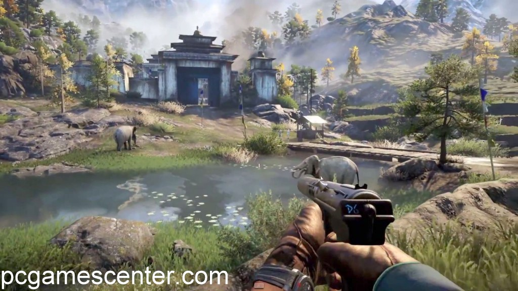 Far Cry 4 PC Game Download Free Full Version