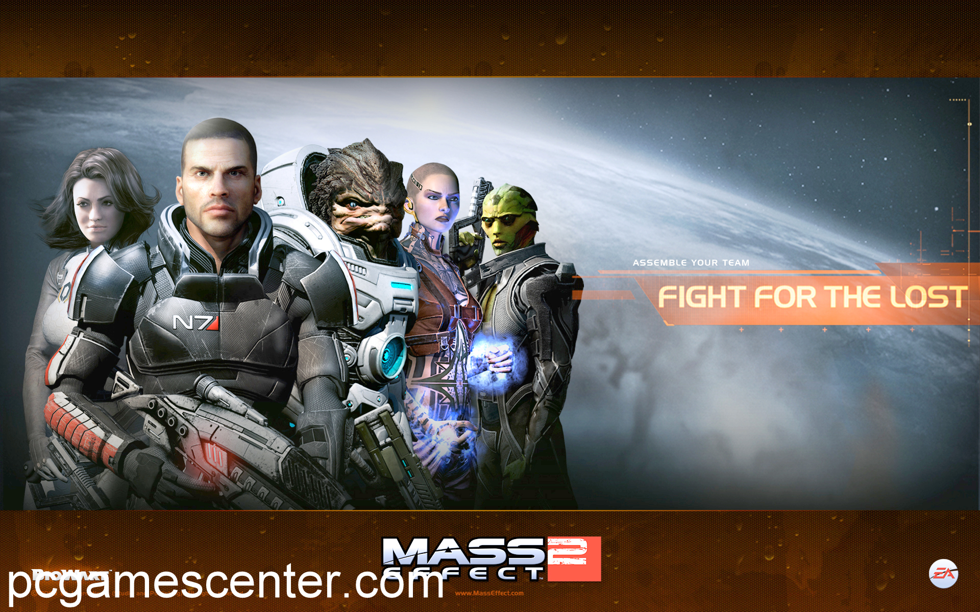 Mass Effect 2 PC Game Free Download