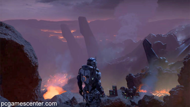 Mass Effect Andromeda PC Game Free Download