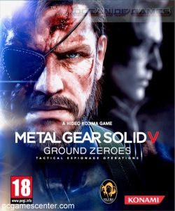 Metal Gear Solid V: Ground Zeroes PC Game Download Free Full