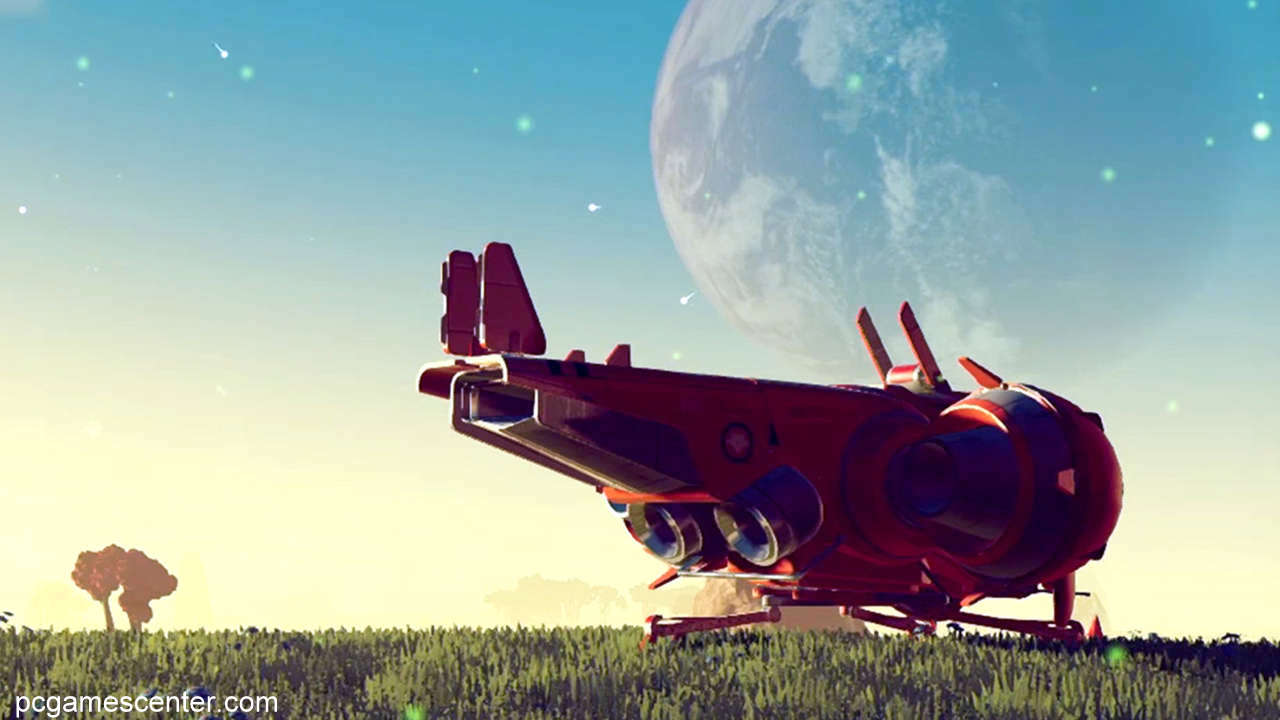 No Man's Sky PC Game Free Download Full Version