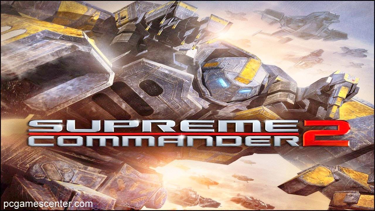 Supreme Commander 2 PC Game Free Download