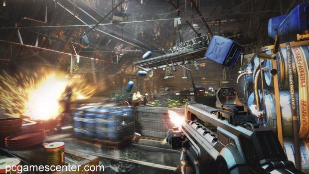 Deus Ex Mankind Divided PC Game Free Download Full Version