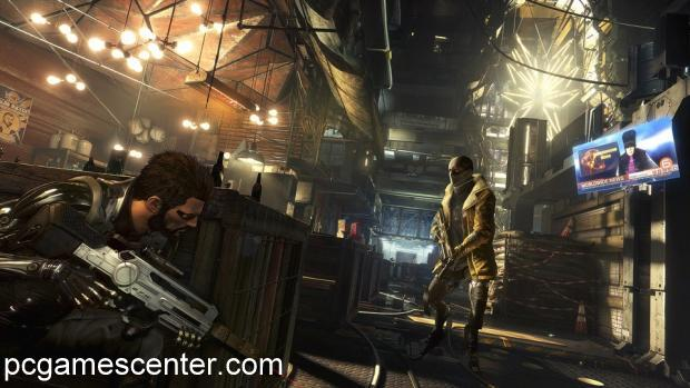 Deus Ex Mankind Divided PC Game Free Download Full Version