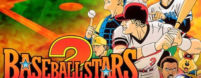 Baseball Stars 2 ROM PC Game Download For Neo Geo