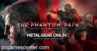 Metal Gear Solid V The Phantom Pain PC Game Download Free