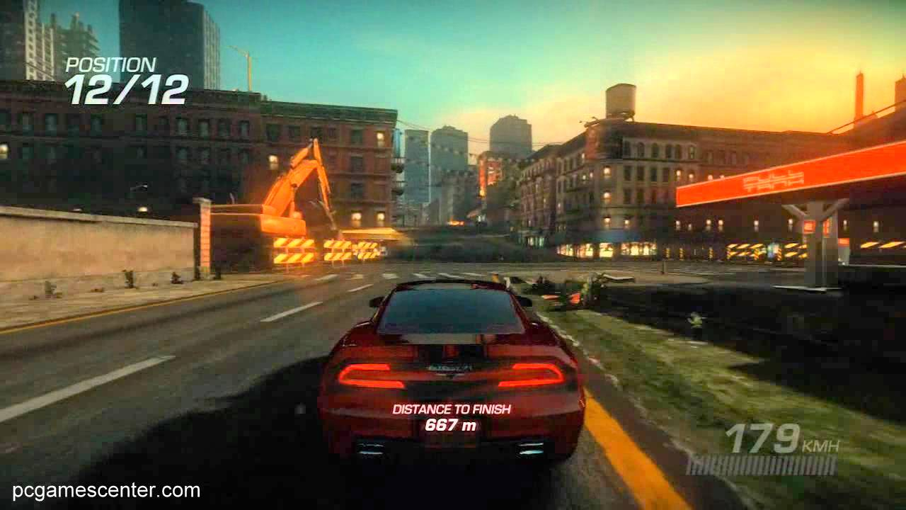Ridge Racer Unbounded Download Game PC ISO