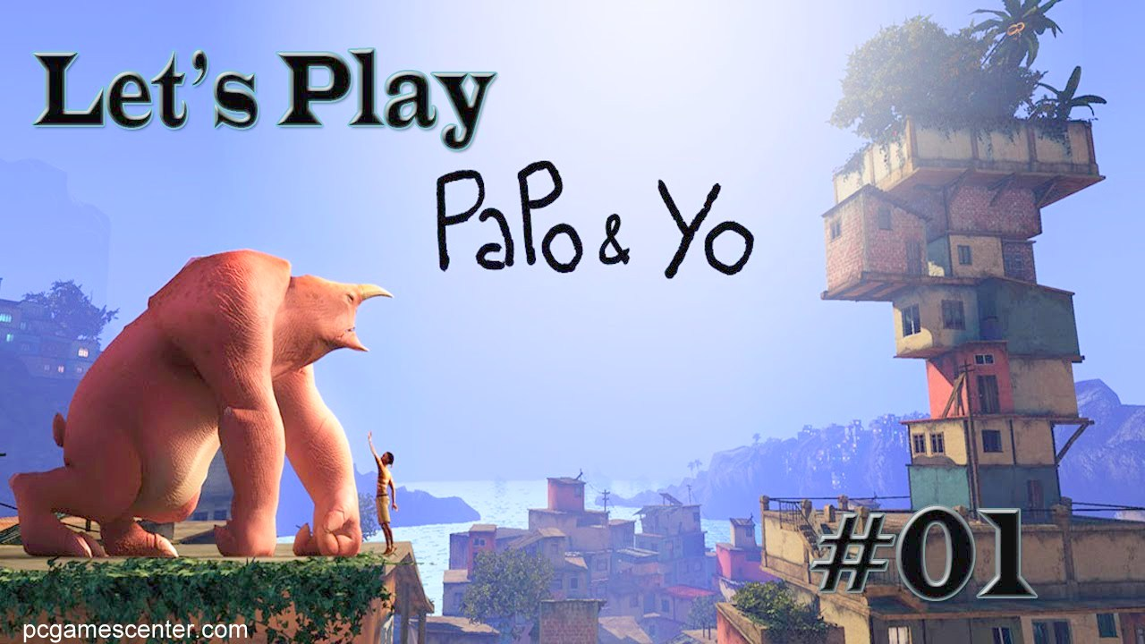 Papo And Yo PC Game Free Download