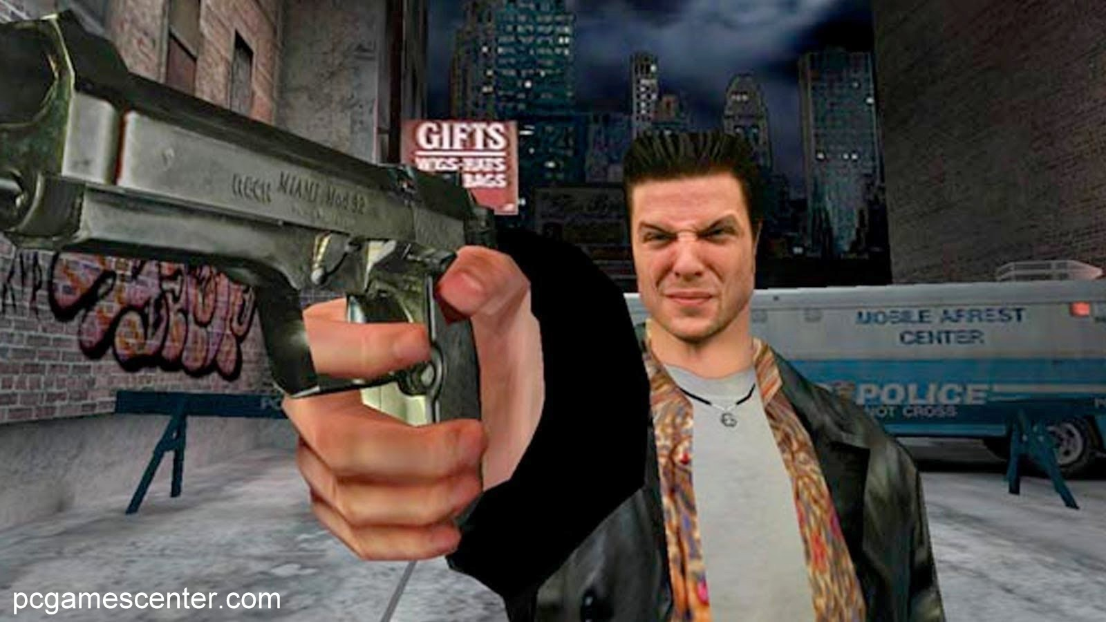 Max Payne 3 PC Game Free Download