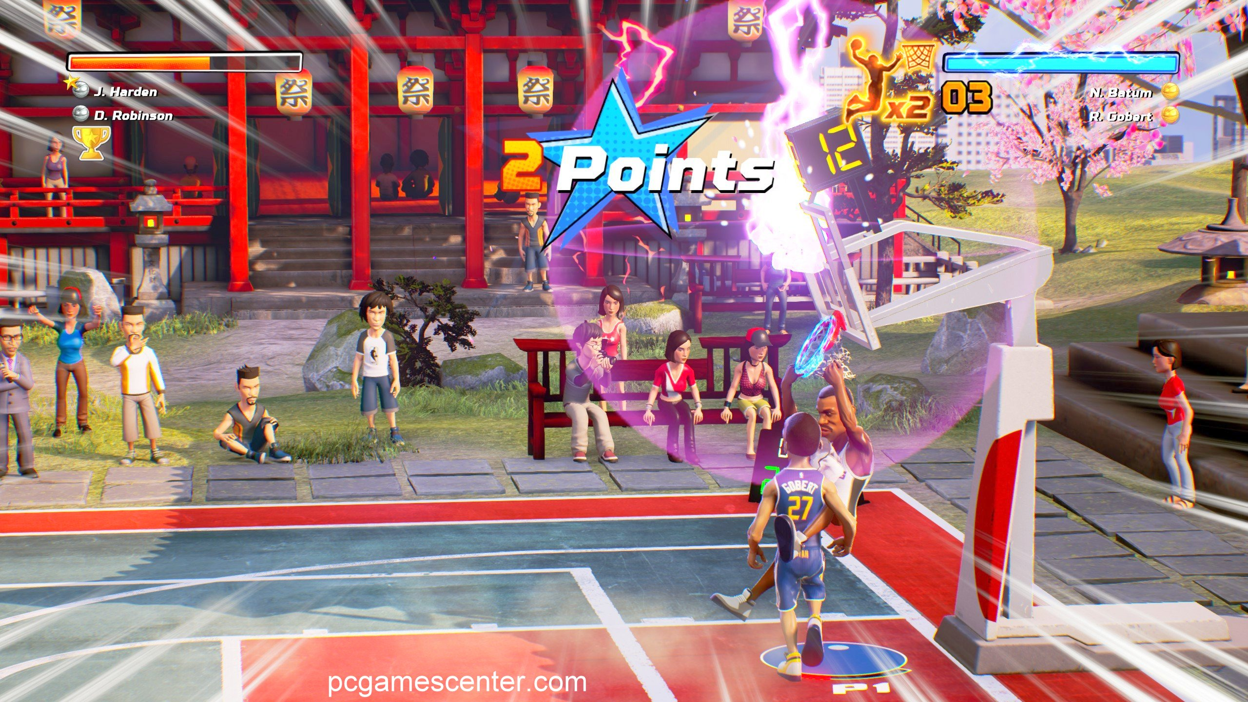 NBA Playgrounds Pc Game Free Download