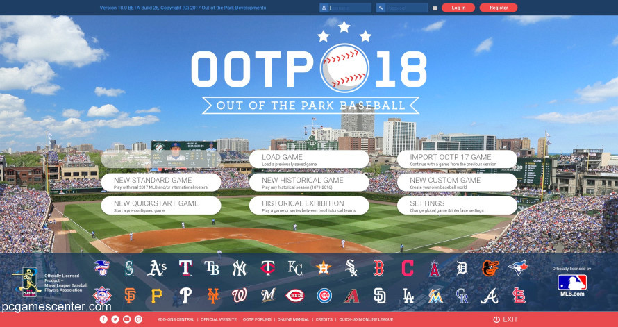 Out of the Park Baseball 18 Pc Game Free Download