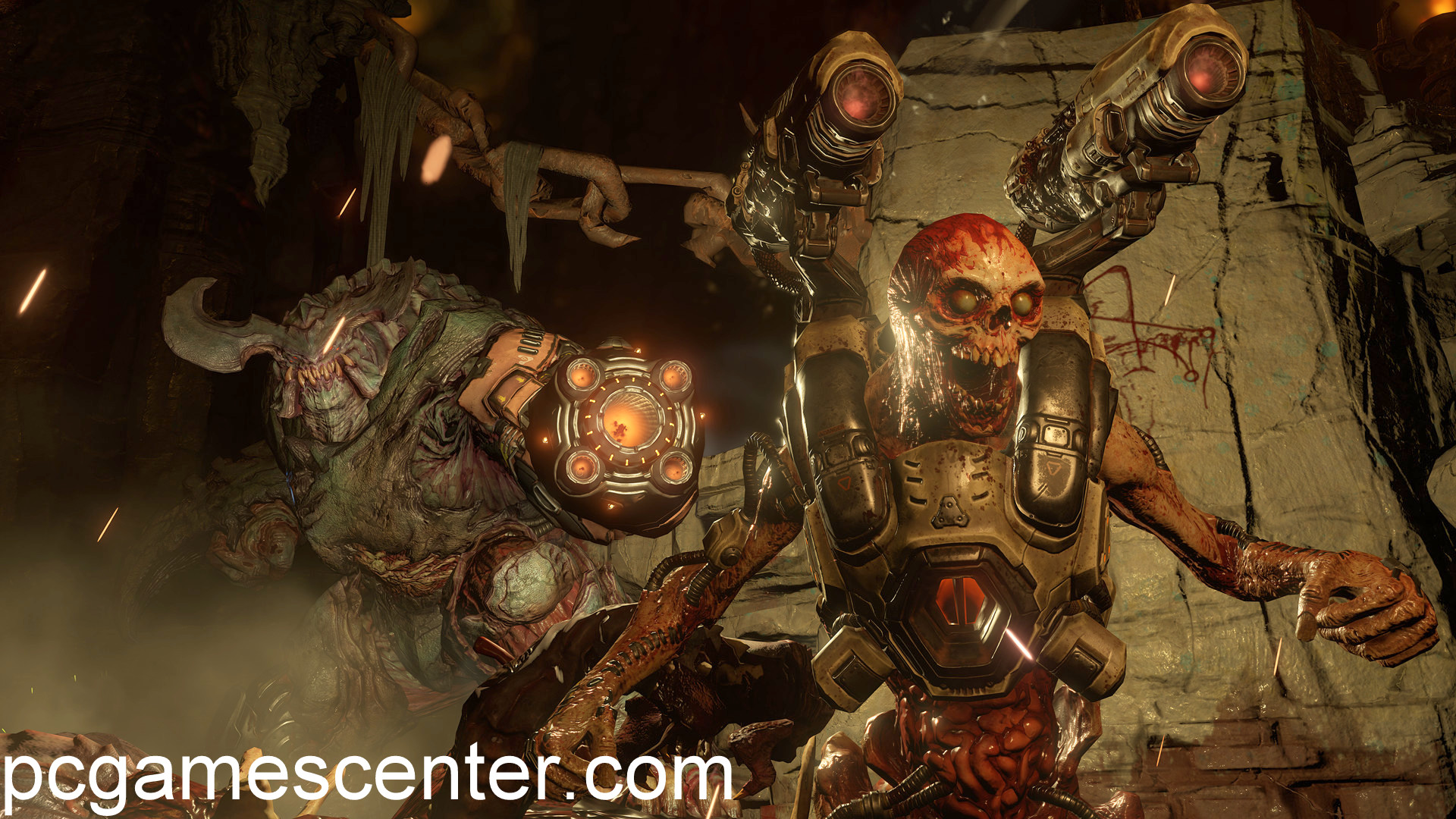 DOOM 2018 PC Game Full Version Free Download