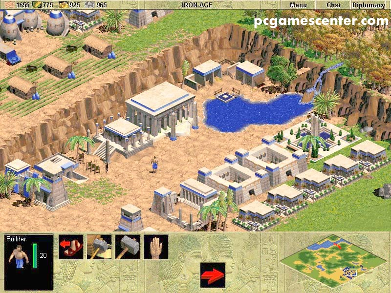 Age of Empires 1 PC Game Full Free Download