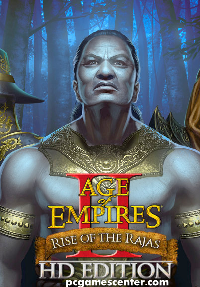 Age of Empires 2 HD Rise of the Rajas PC Game Free Download