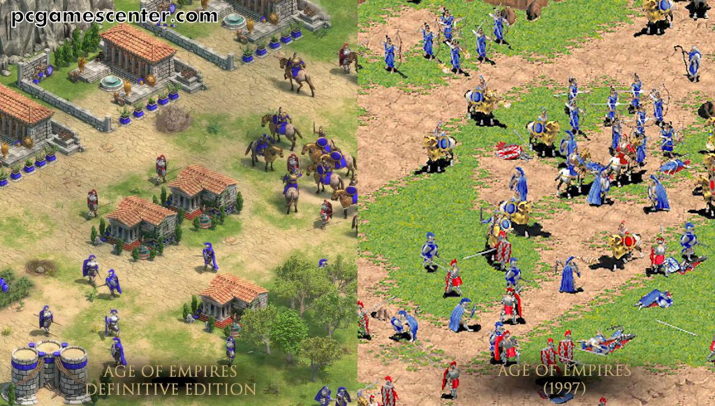 Age of Empires Definitive Edition Free Download PC Game setup