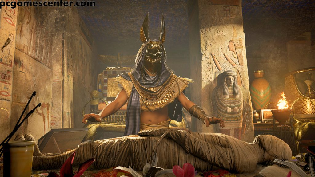 Assassins Creed Origins With all DLC updates Free Download PC Game setup