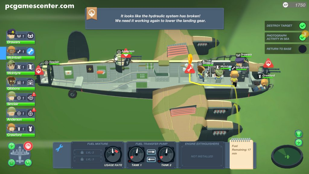 Bomber Crew Free Download PC Game Setup,.